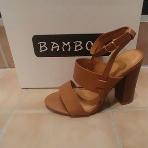 34b33160a80 Bamboo Tan Faith Sandal
